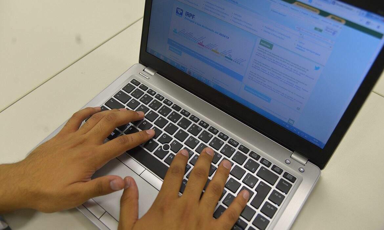 Contribuintes podem regularizar situação no site da Receita. (Foto: Agência Brasil | Arquivo)