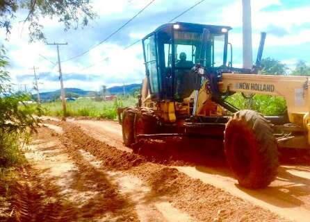 """Empresa terá seis meses para concluir obra na """"rodovia do turismo"""" em Bonito"""