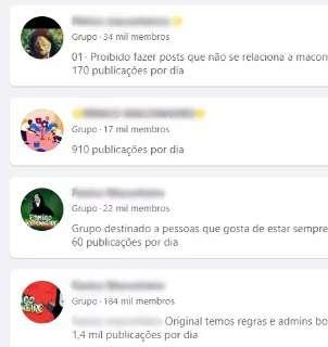 Grupos no Facebook contratam jovens para arremessar drogas em presídio