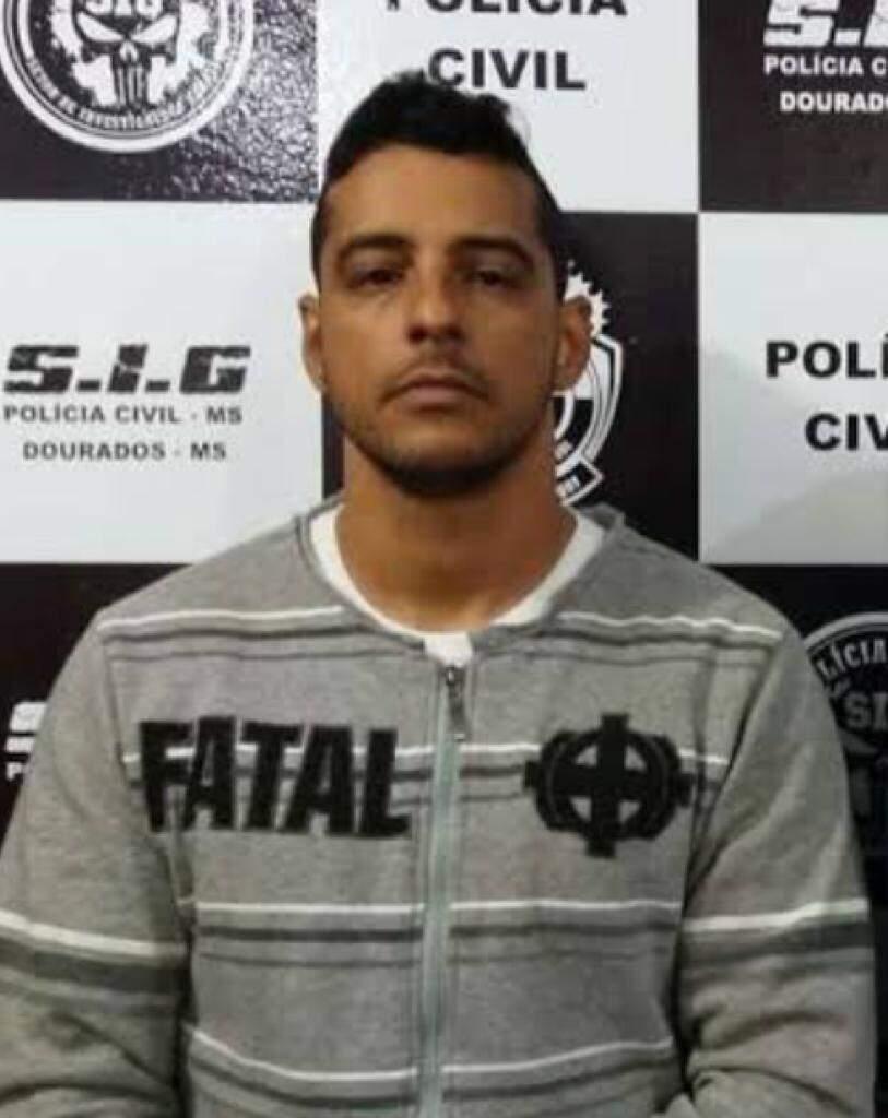 Marcos de Souza Soares. (Foto: Divulgação)