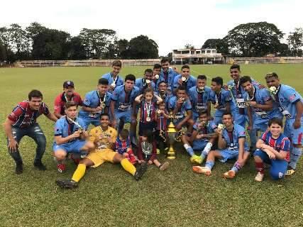 Seletiva para Copa SP de Juniores terá 3 times e começa no domingo