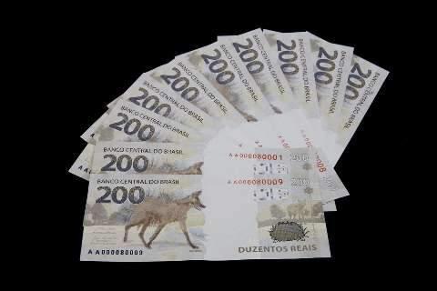 Menos de 2 meses após lançamento, Guedes diz que nota de R$ 200 deve durar pouco