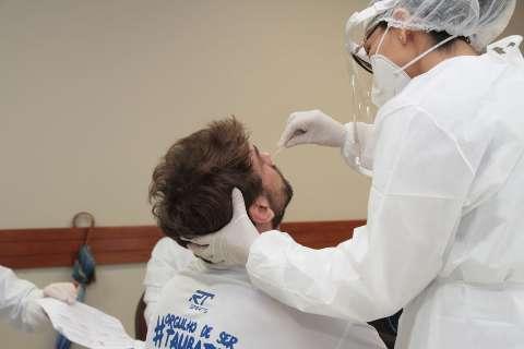 Vírus matou dois homens só ontem e número de infectados passa de 35,9 mil