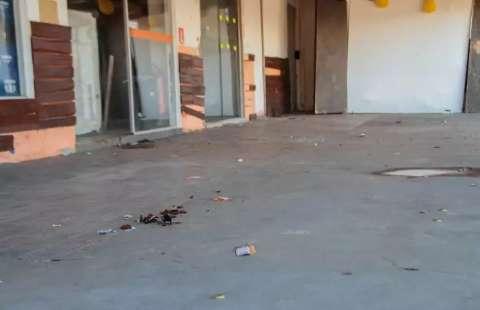 Em nota, tabacaria diz que morte na madrugada não aconteceu dentro da empresa