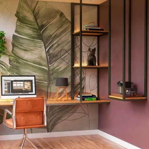 Direto da serralheria, metalon é tendência mais prática na decoração