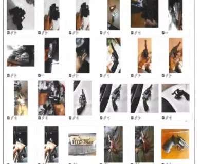 Preso na Omertà ostentava armas e dinheiro em celular com mais de 80 mil imagens