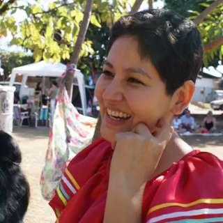 Família pede ajuda para Ingra vencer o câncer e voltar à Praça Bolívia