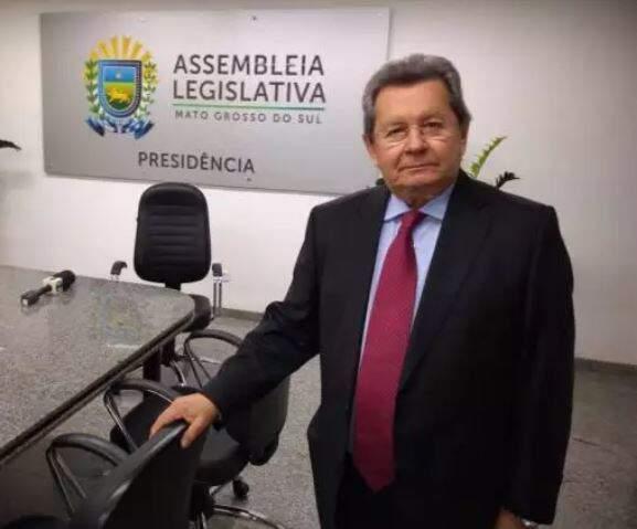 Deputado Estadual do Mato Grosso do Sul, Onevan começou a carreira política em São Paulo. (Foto: Divulgação)