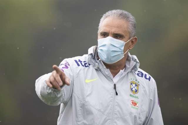 Sem Neymar, Brasil enfrenta Venezuela pela 3ª rodada das eliminatórias