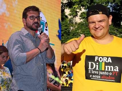 Opostos na política, PT e PSL não elegem prefeitos em MS