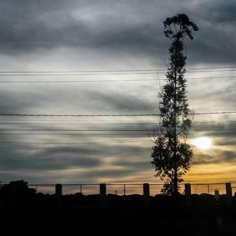Semana começa com tempo instável em Mato Grosso do Sul