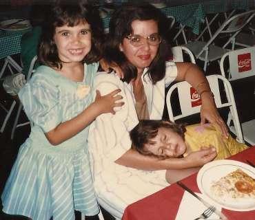 """Antes de partir, Rosa ensinou que colo de mãe """"fica para sempre"""""""