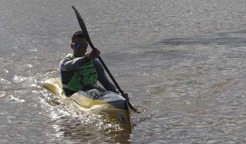 Brasileiro de canoagem ocorre neste fim de semana no Rio Paraguai