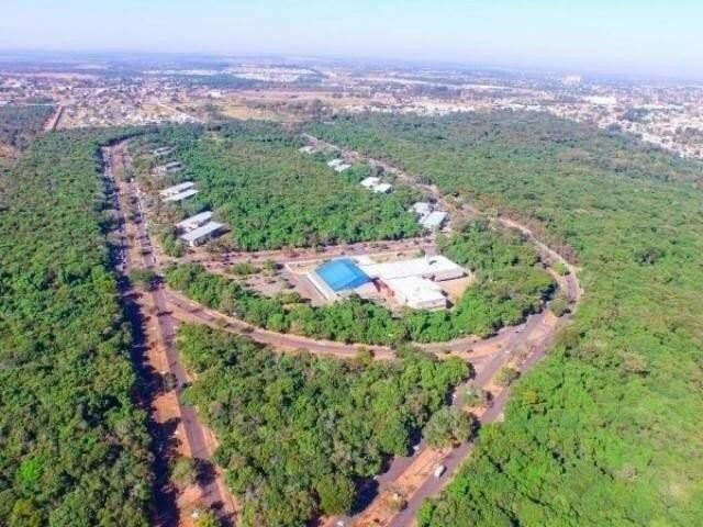 Parque dos Poderes faz parte do complexo protegido por decisão judicial (Foto/Arquivo)