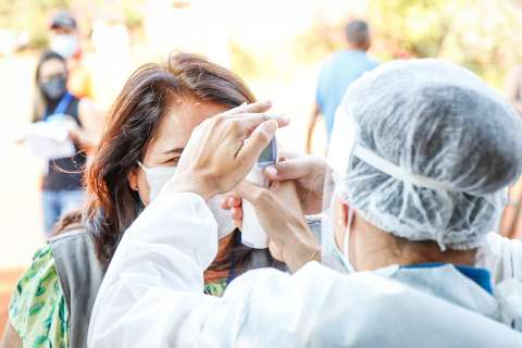 MS fecha pior semana desde setembro, com mais de 4 mil infectados em 7 dias