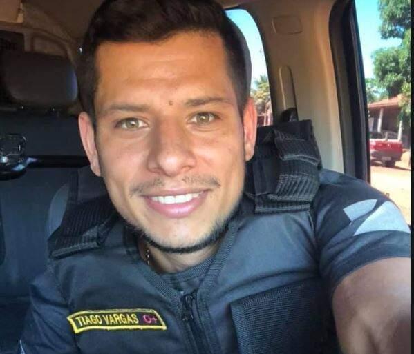Thiago foi exonerado da Polícia Civil. (Foto: Reprodução Facebook)