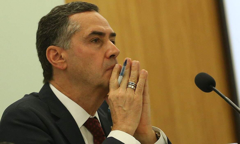 O ministro Luís Roberto Barroso (Foto: José Cruz/Agência Brasil)