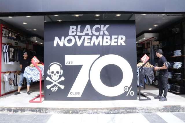 Órgãos do consumidor montam força-tarefa da Black Friday