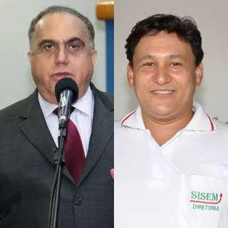 Recém eleitos, Jamal e Tabosa são condenados por fraude em folha de ponto
