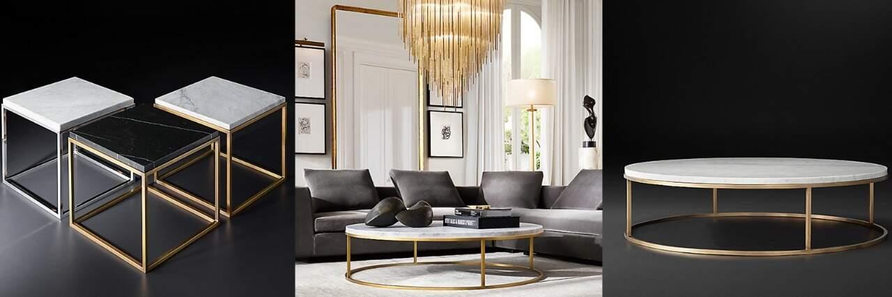 Resistente, aço traz sofisticação até para sala de estar (Foto: Divulgação).