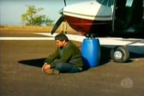 Major Carvalho traficava cocaína usando pilotos ligados a Beira-Mar