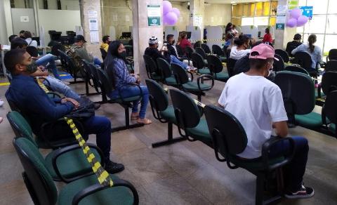Fundação do Trabalho oferece 75 vagas para candidatos sem experiência