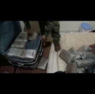 Cinco são presos em operação policial que estourou depósito de drogas