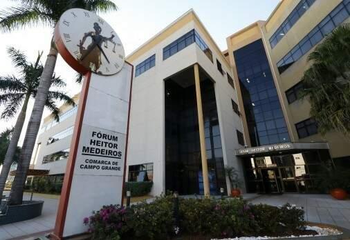 Ação foi julgada pela 7ª Vara Cível do Fórum Heitor Medeiros, em Campo Grande. (Foto: Divulgação/TJMS)