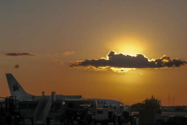 Terça-feira será de sol em grande parte do Estado, calor pode chegar aos 40ºC