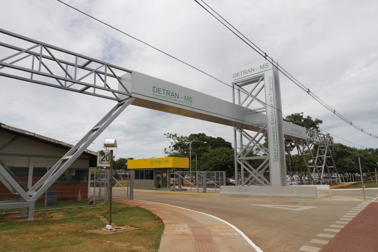 Operação Motor de Lama apura irregularidades em contratos firmados pelo Detran/MS (Foto/Divulgação)