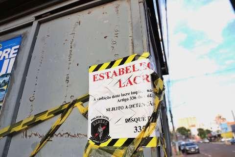"""Prefeitura dá 10 dias para que 107 bancas do jogo do bicho """"sumam"""" da Capital"""