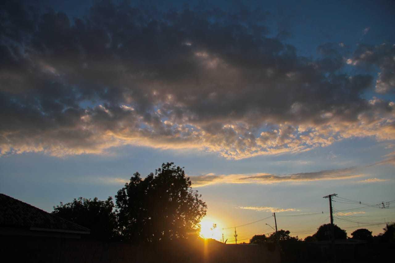 Sol e calor continuam em todo Estado, chuvas só devem retornar em dezembro (Foto: Marcos Maluf)