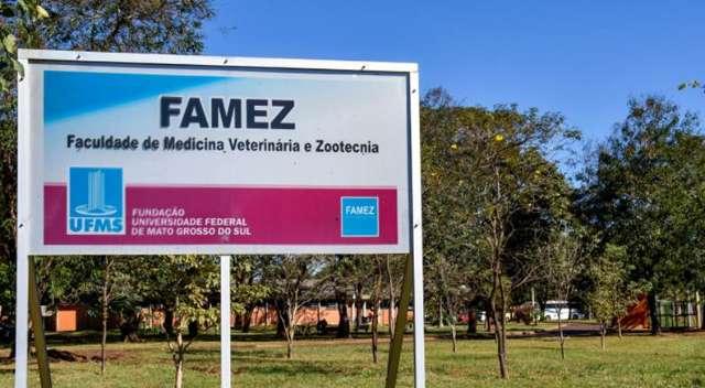 UFMS suspende aula prática após Capital entrar na bandeira vermelha