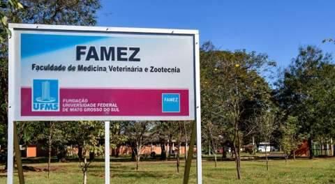 UFMS suspende aula prática em unidades após Capital entrar na bandeira vermelha