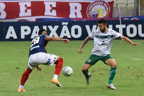 Goiás segura empate com Fortaleza, mas segue na lanterna do Brasileirão