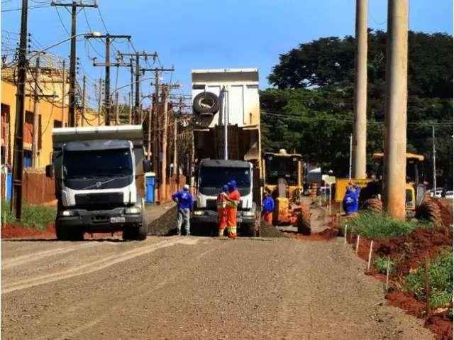 Obra vai reduzir em 40 minutos trajeto entre Santa Emília e Indubrasil