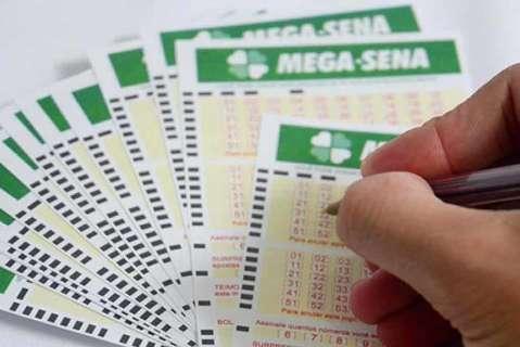 Veja quais foram as dezenas sorteadas no último sorteio da Mega-Sena em novembro