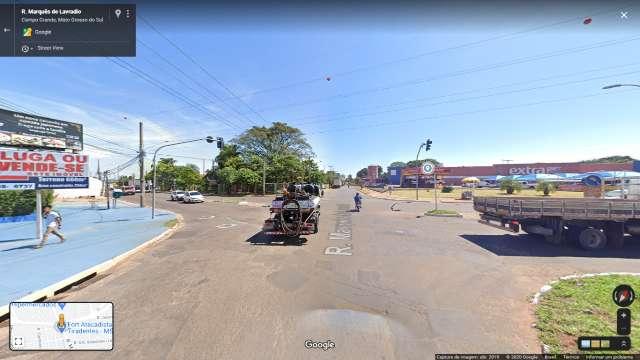 Cruzamento no Tiradentes é interditado neste domingo para obra de recapeamento