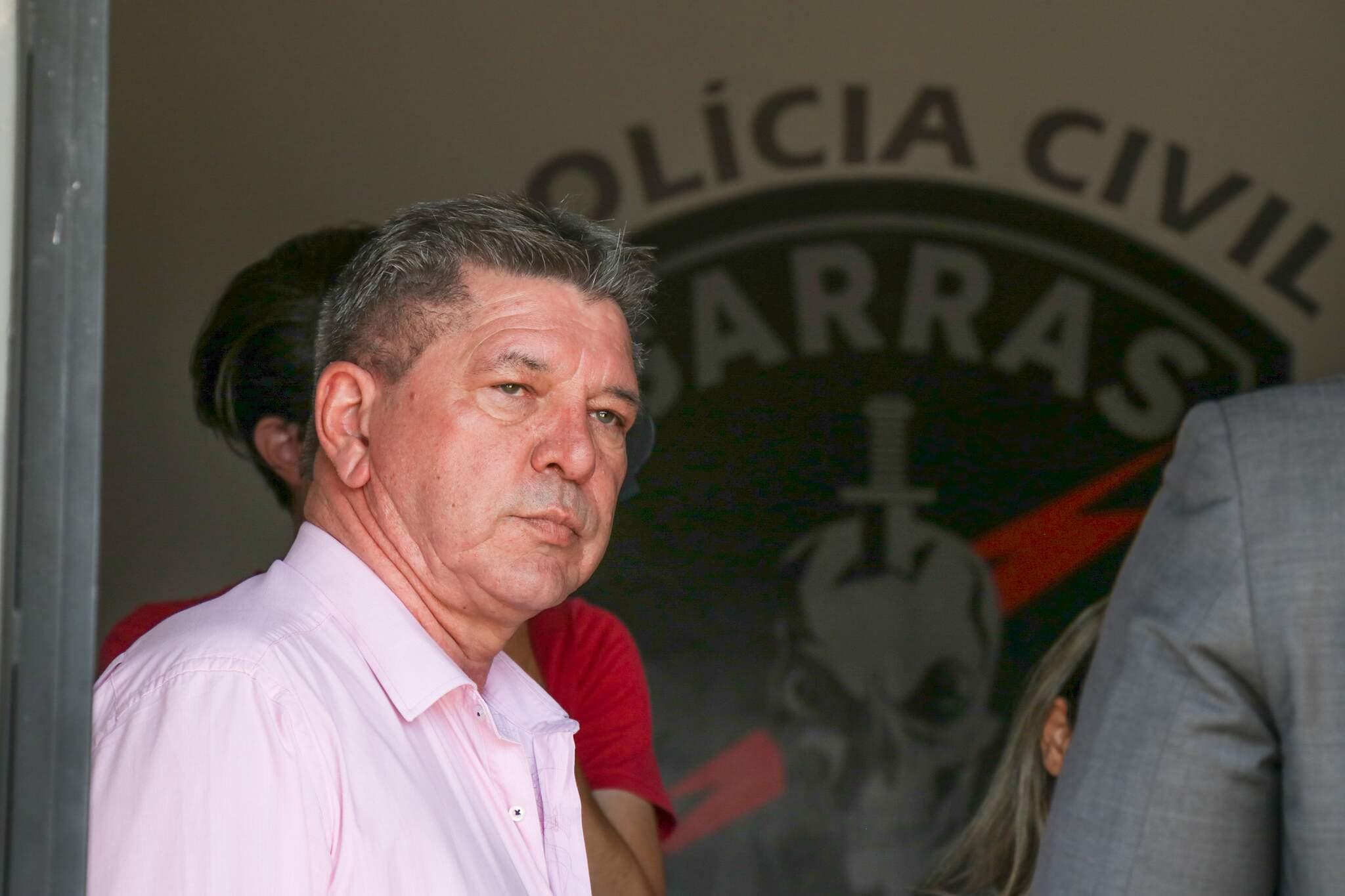 José Carlos de Oliveira antigo dono do imóvel no Jardim Monte Líbano. (Foto: Henrique Kawaminami)