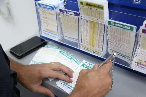 Mega-Sena acumula, mas morador de Dourados leva R$ 27 mil com 5 dezenas
