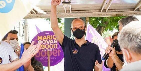 Bruno Covas foi reeleito prefeito de São Paulo. (Foto: Reprodução/Instagram)