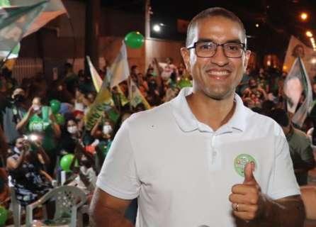 Arthur Henrique (MDB) é eleito prefeito de Boa Vista com 85,41% dos votos