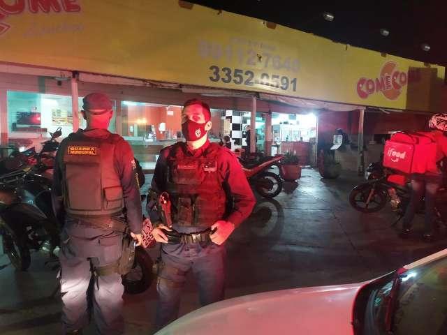 Guarda Civil Metropolitana fecha fim de semana abordando quase 1300 nas ruas