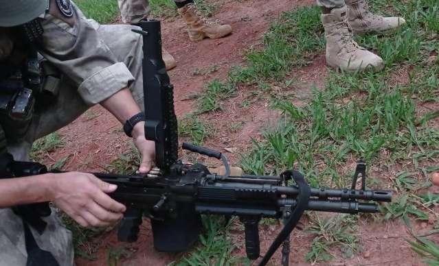 Braço dilacerado por fuzil iniciou guerra do tráfico