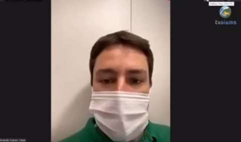 João Henrique Catan é o sexto deputado estadual a testar positivo para covid