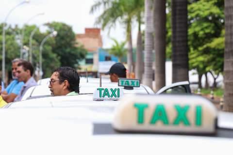 Vistorias em táxis, mototáxis e caçambas ficarão suspensas até 31 de dezembro