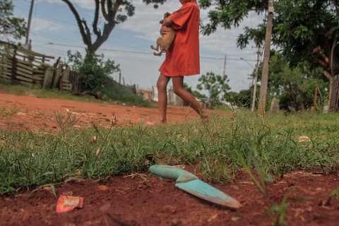 Homem é morto com facadas em área de favela no Jardim Noroeste