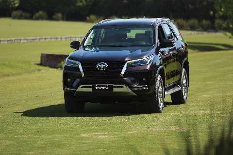 Toyota apresenta a Nova SW4 2021