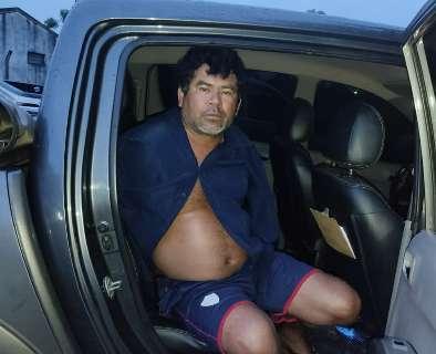 Três são presos por assassinato de policial paraguaio na fronteira