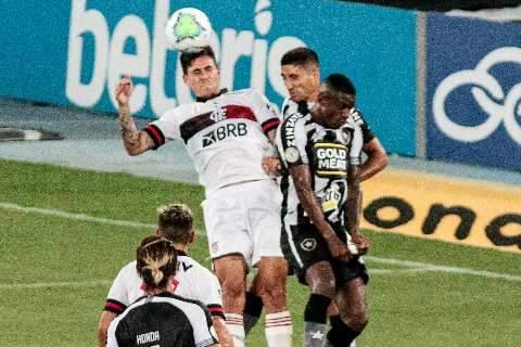 Flamengo ganha, afunda o Botafogo e dá resposta após queda na Libertadores